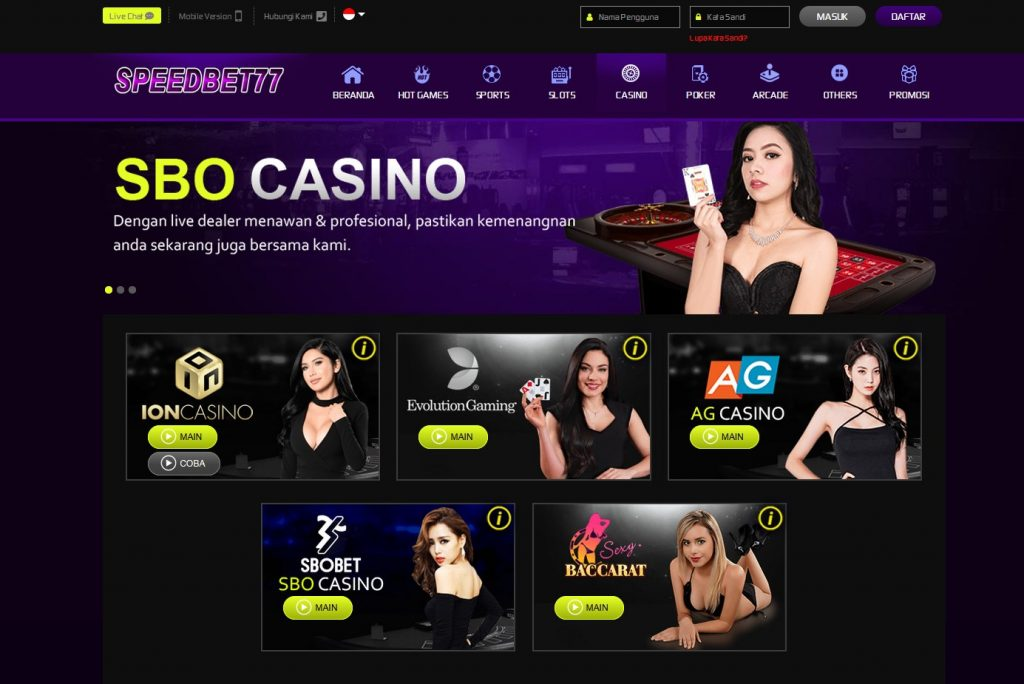 Agen Casino Indonesia